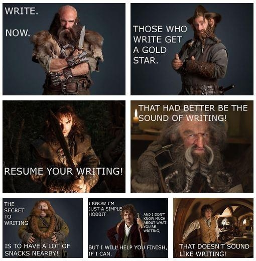 The hobbit essay