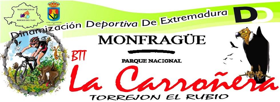 Maraton BTT Monfragüe