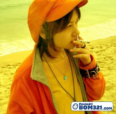 lelaki paling cantik Kiyoshi Sakurazuka