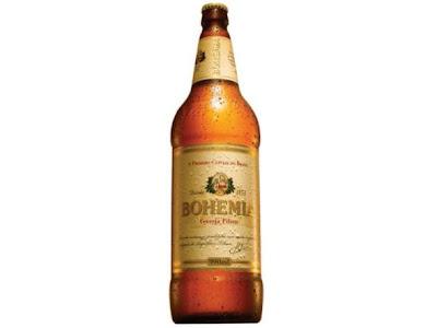 AmBev expande portfolio premium com Bohemia 990 ml
