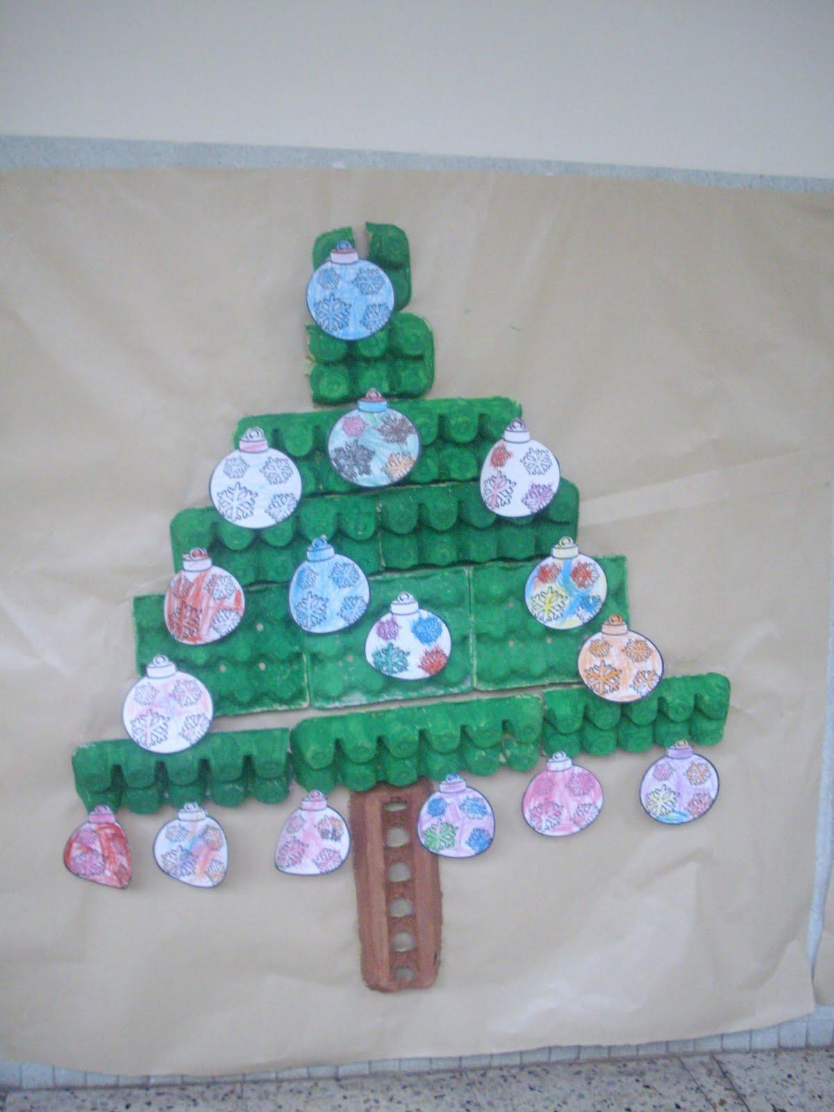 Como hacer un arbol de navidad de carton best como hacer for Arbol de navidad con cajas de carton