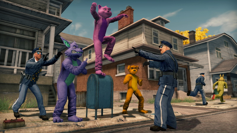 Saints Row, Action Games, Xbox 360, PS3, PC, Future Pixel, gaming, video games, gamer, article