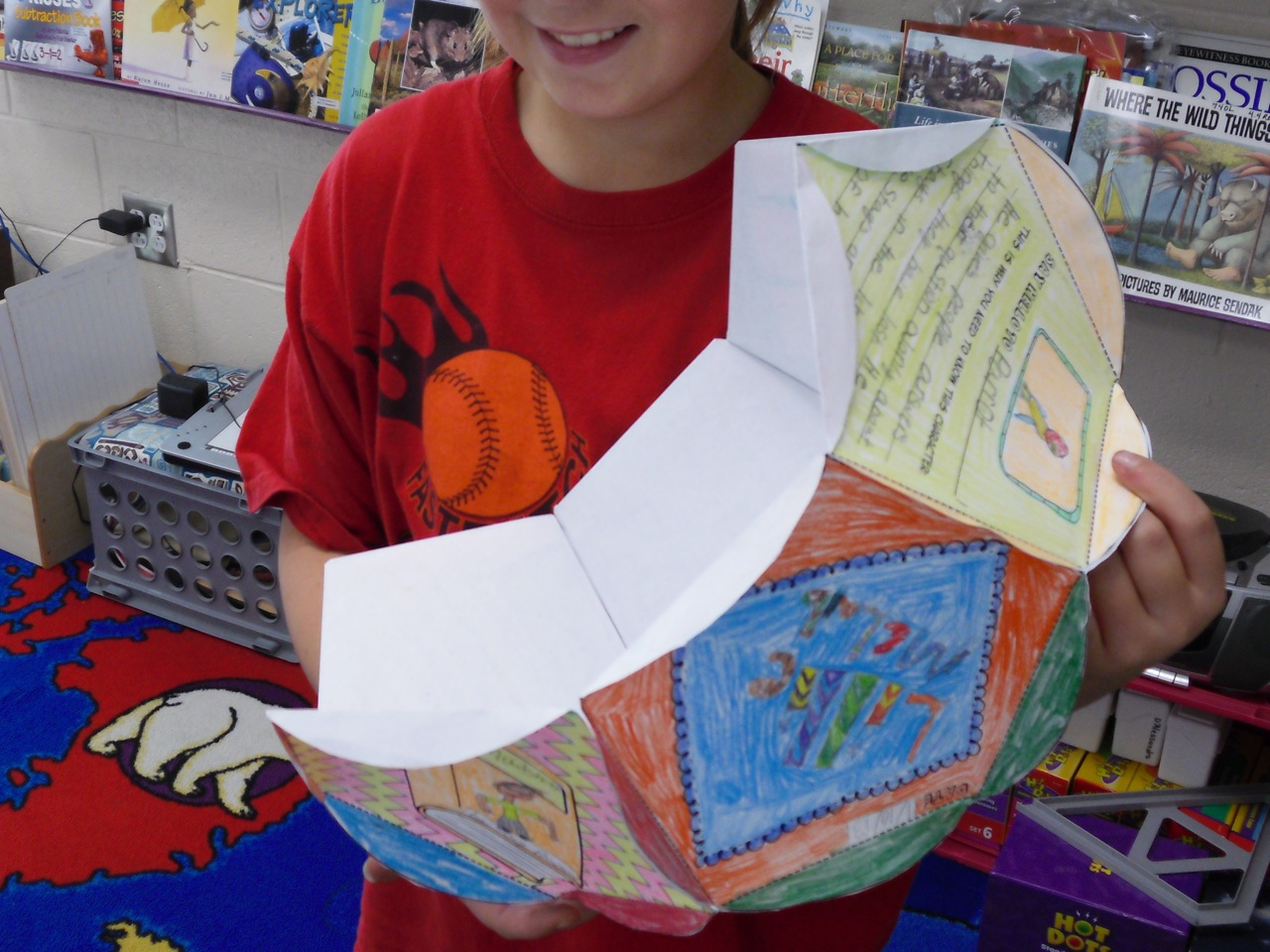 Good projects for book reports