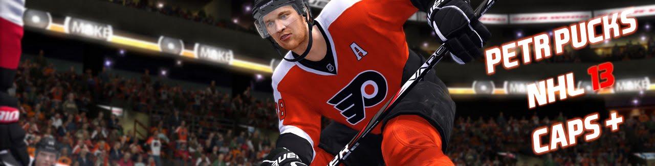 PetrPuck's NHL 13 CAPs+