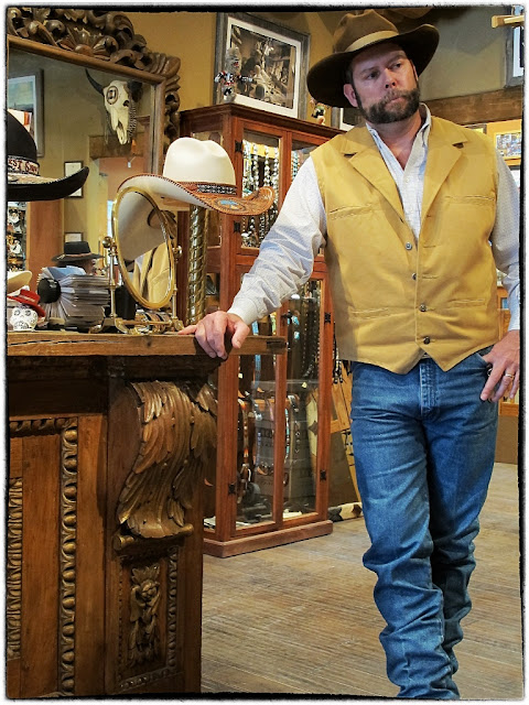 O'Farrell hats, Santa Fe