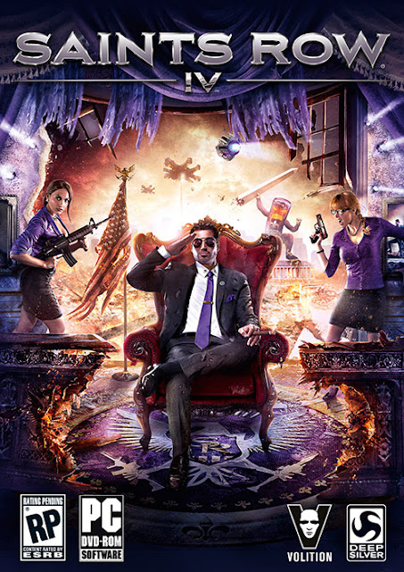 Saints Row IV Commander In Chief Edition – MULTI – FULL