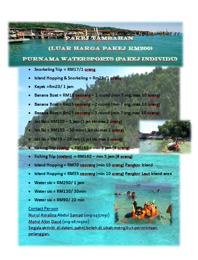 essay a trip to pulau pangkor Pulau pangkor things to do – attractions & must see 2 shares flights vacations but one unique way to explore pulau pangkor is by taking a boat trip around the.