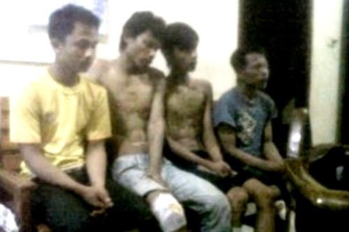 Perampok. Kotabumi Lampung Utara
