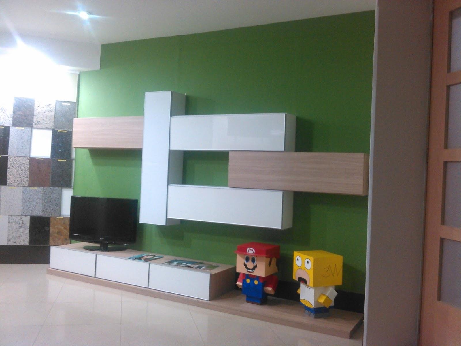 Fabricaci n y dise o de centros de entretenimiento for Diseno de muebles 3d