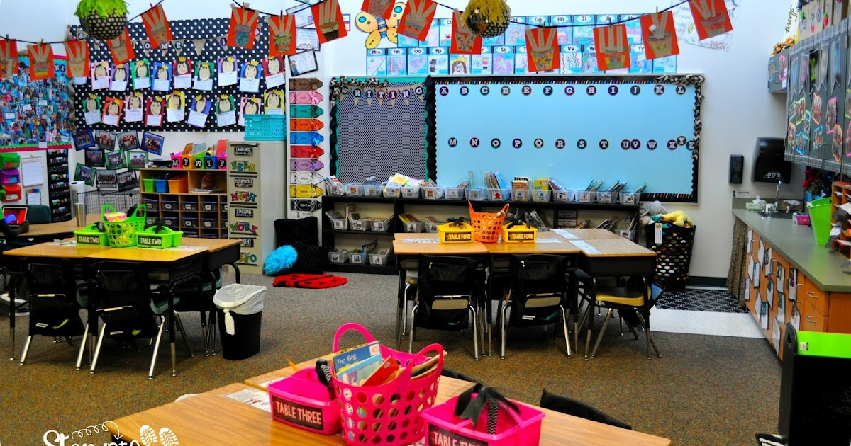 6th Grade Classroom Decorating Ideas ~ Step into nd grade with mrs lemons classroom tour