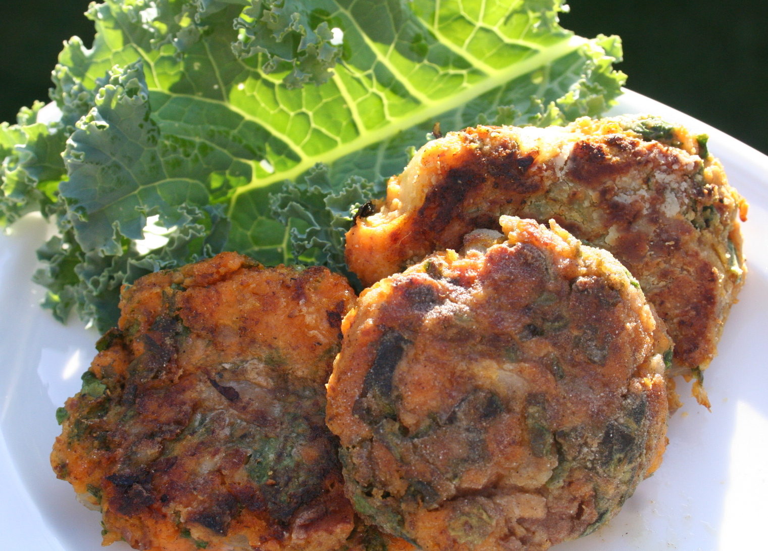 ... kale and quinoa cakes mini kale and goat cheese risotto cakes