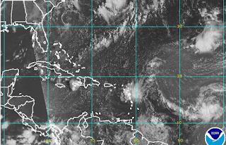 Huracán Danny afectaría la parte Sur del país el miércoles; subió a categoría 2