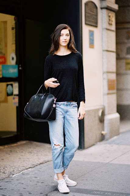 Australian model Stephanie Joy Field - Photo by Vanessa Jackman