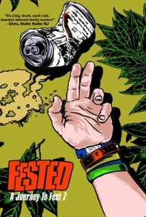FESTED A Journey To Fest 7 (2010) Poster