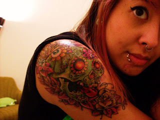 best pictures of Skull Tattoos-3