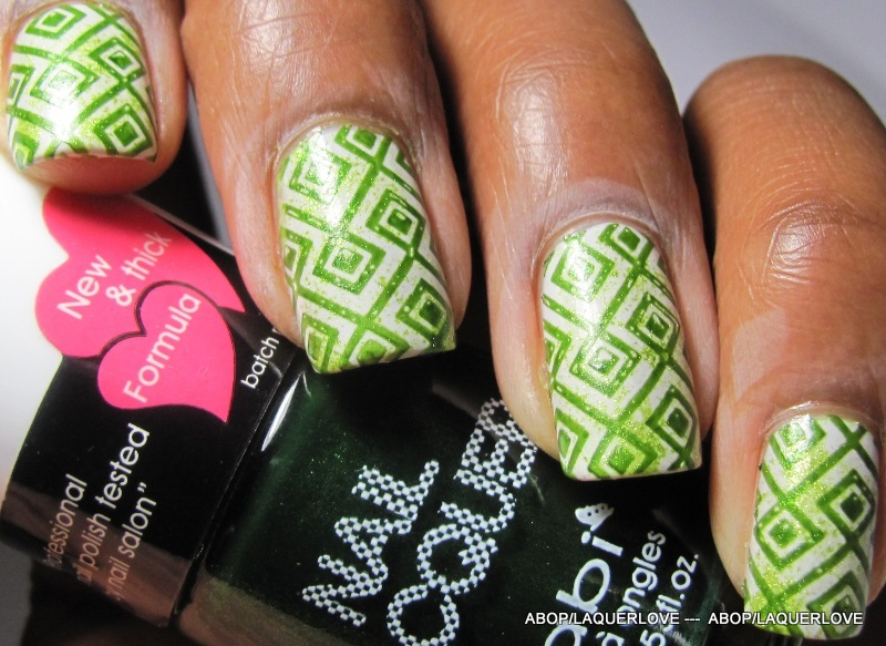 ANOTHER Bottle of Polish?!: Monthly Mani-Fest October 2011