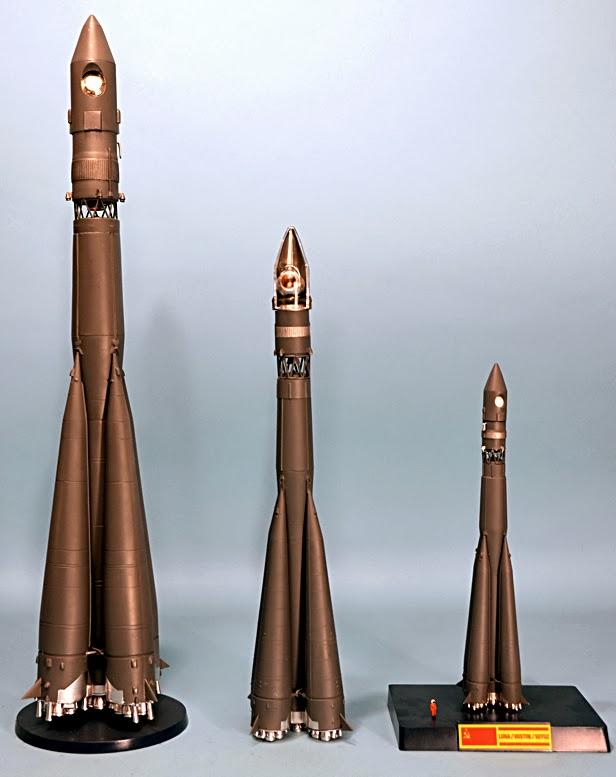 vostok rocket model - photo #6
