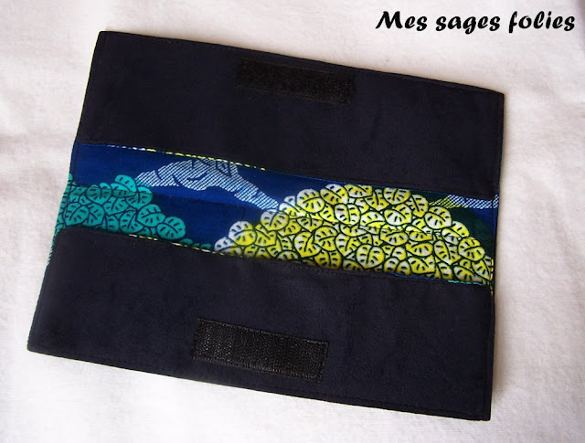pochette de voyage/ tickets pocket
