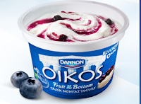 Free Dannon Oikos Greek Yogurt