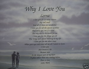 i Love You Poems for Girlfriend