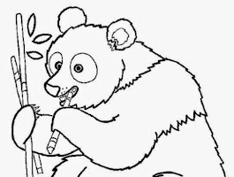 Wild Bear Coloring Pages