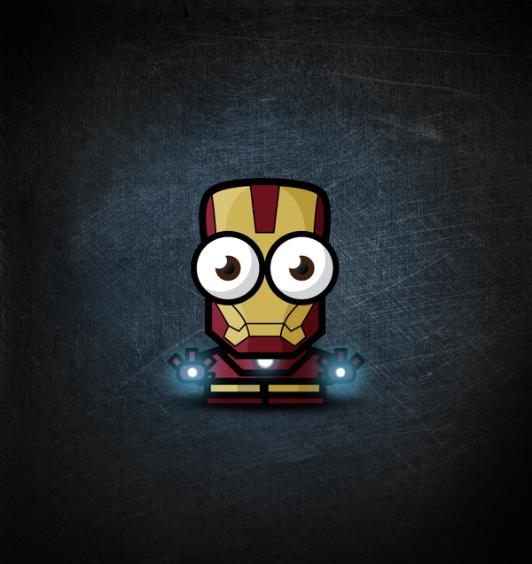 SuperHeroes Ojipláticos. Kushha. Heroes