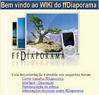 ffDiaporama WIKI PT