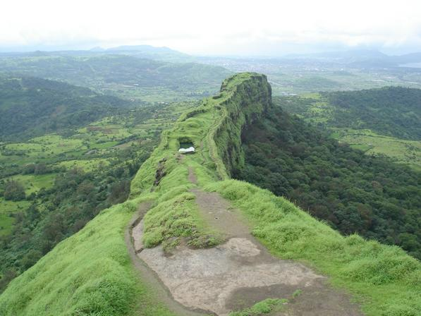 Maharastra Forts - Great Photographs Seen On www.coolpicturegallery.us