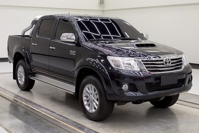Hotcarupdate: 2014 Toyota Hilux