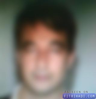 (Gambar) Rupa Ustaz Azhar Idrus Masa Muda