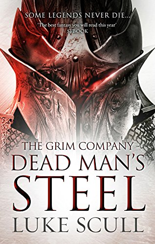 Buy Dead Man's Steel (UK)