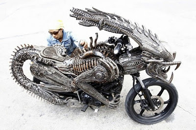 moto tailandes aliens