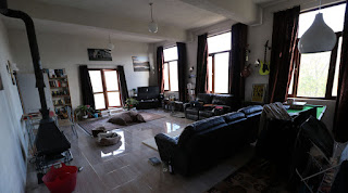 The full view of the living room
