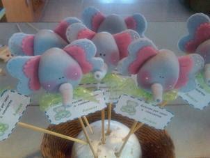 Pinchos elefantes