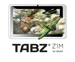 Tabulet Z1M