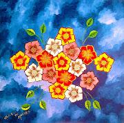 Flores da Primavera nº01. Postado por Alberto de Moraes às 06:20