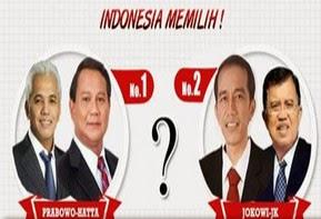 Alasan Saya Memilih Probowo Subianto Dan Hatta Rajasa Sebagai Presiden Dan Wakil Presiden RI Periode 2014-2019