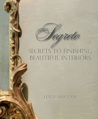 SEGRETO FINISHES by Leslie Sinclair