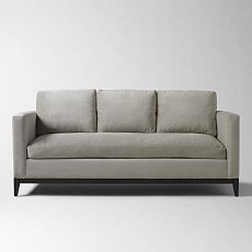 West Elm Blake Sofa Boasts One Seat Cushion