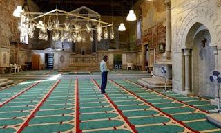 Gereja Abad Ke-10 Jadi Masjid di Venice Biennale
