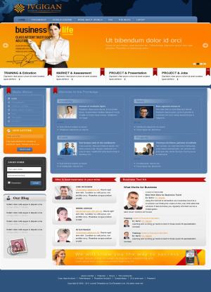 Share template JV Gigan- Joomla 1.5