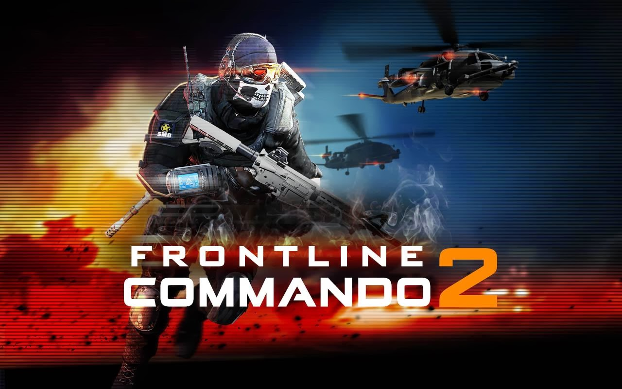 FRONTLINE COMMANDO 2 MOD APK DATA V1 0 1  1 0 1   Mod Unlimited Money