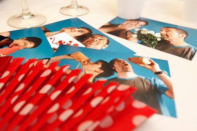 matrimonio easy low cost fibre di luce fotografie per inviti