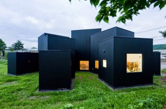 Arc1011 a2014 cubes micro architecture et sch ma for Case tradizionali giapponesi