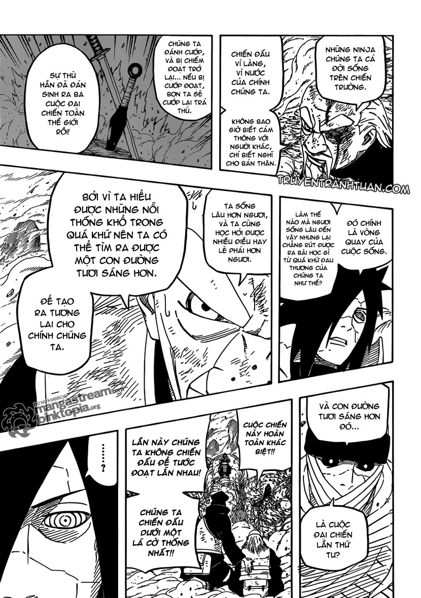 Naruto - Chapter 562 - Pic 3