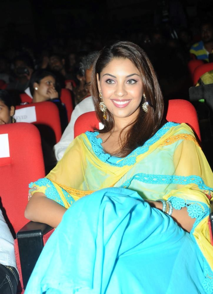 Richa Gangopadhyay Pictures in Salwar Kameez at Romance Audio Launch  0019