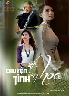 Chuyện Tình Làng Hoa - Chuyen Tinh Lang Hoa Htv