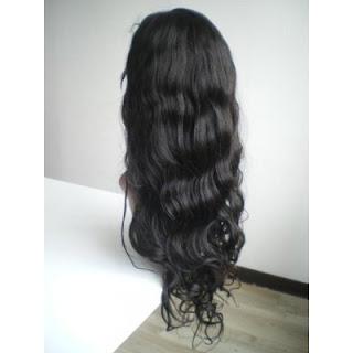 20'' Kim Kardashian Style Lace Wig Chinese Remy Hair