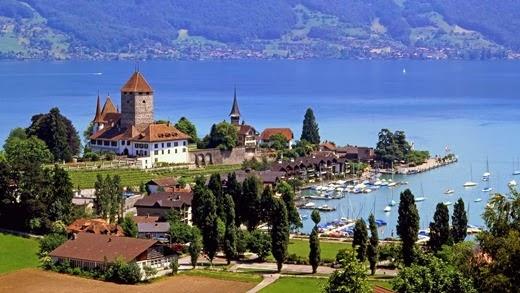 Attractions in Switzerland