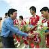 Tình cảm của người dân Thái Nguyên với đồng chí Hồ Đức Việt
